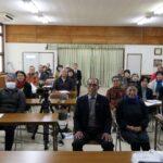 市民メディアこいわし広島講演会『山仙プール式炭化平炉炭活用による健康法』を開催しました
